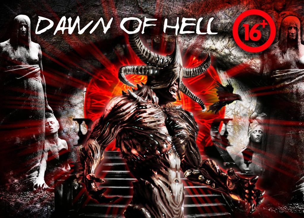 Dawn of Hell - Escape Room